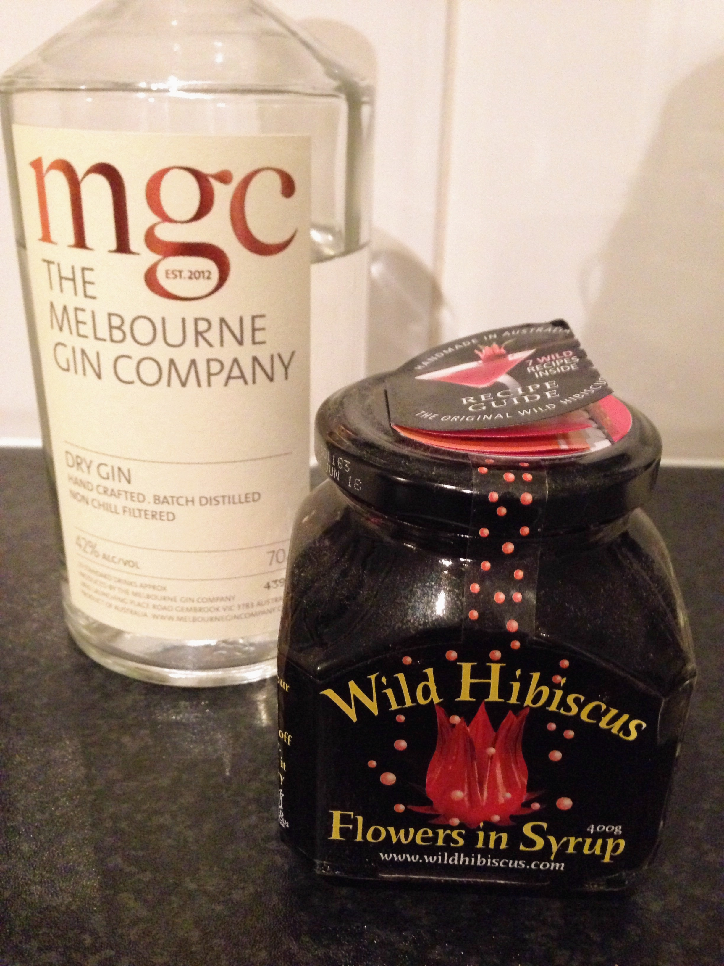 Hibiscus tonic the cocktail challenge hibiscus tonic dhlflorist Choice Image