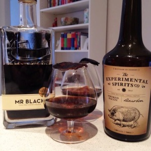 Mr Black's Experimental Brew